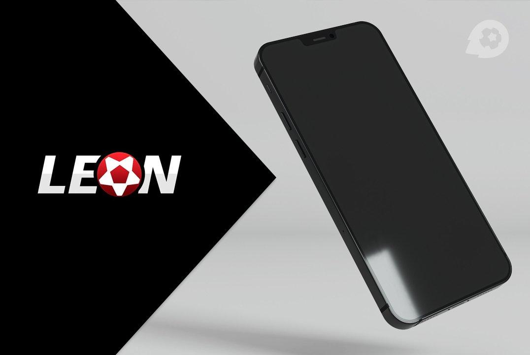 Скачать приложение Леон на iPhone
