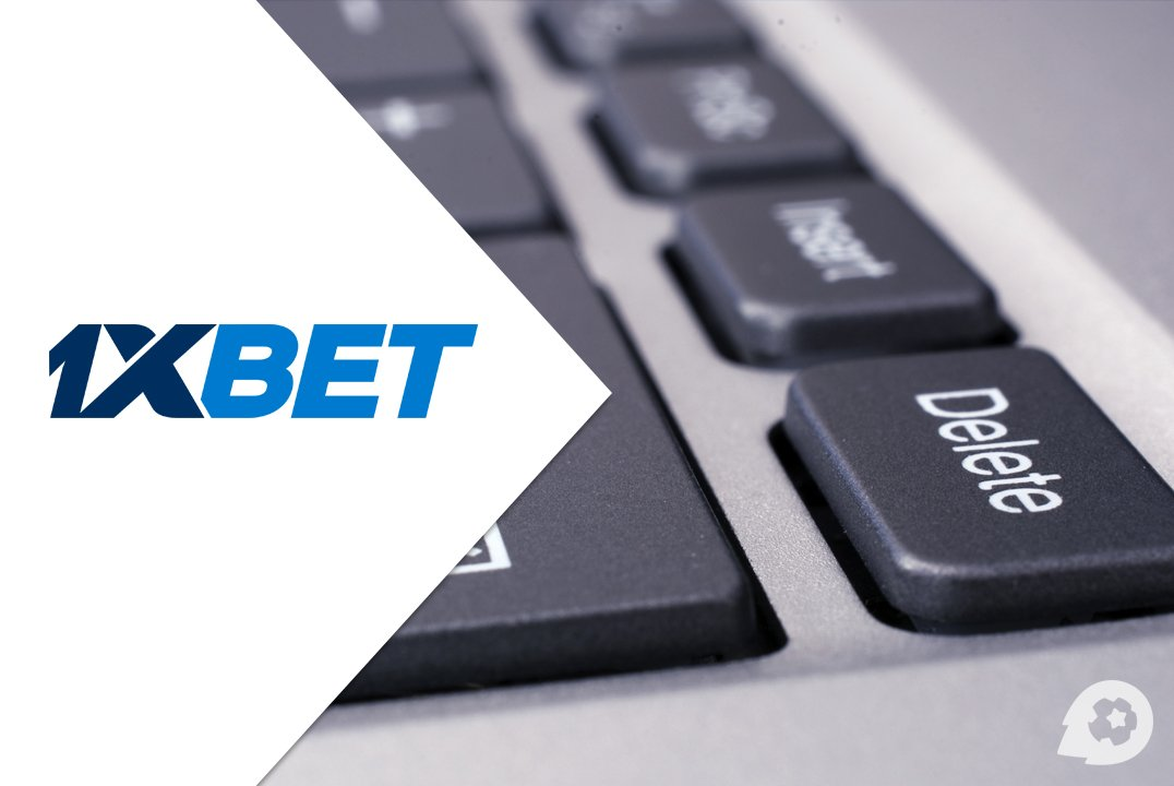 Удалить аккаунт в 1xBet: можно ли ликвидировать учетную запись в БК