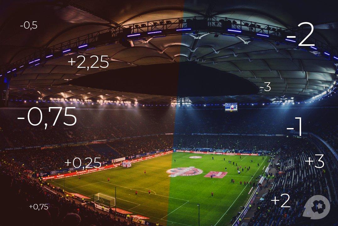 Азиатская и европейская фора в ставках на спорт