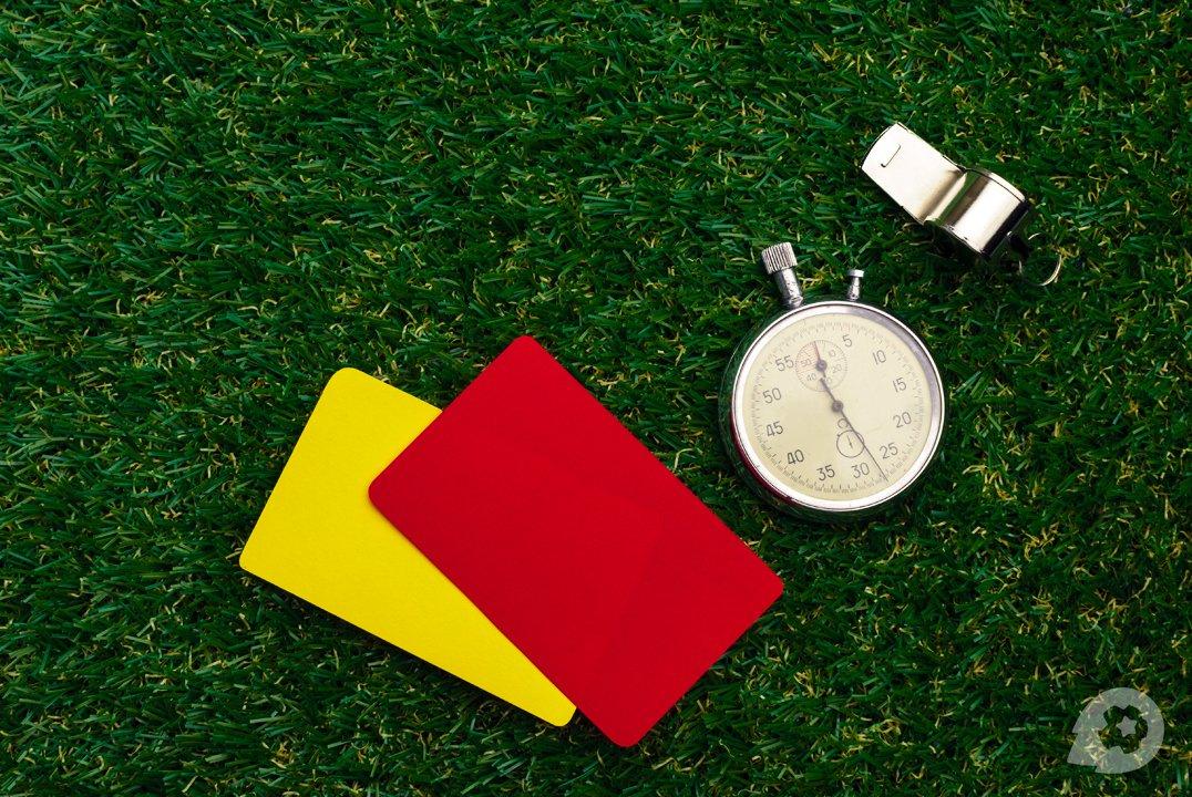 Ставки на желтые и красные карточки в футболе
