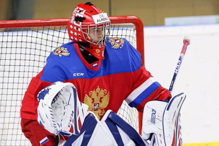 Аскаров, Чистяков и Подколзин — лучшие игроки сборной России по хоккею на МЧМ