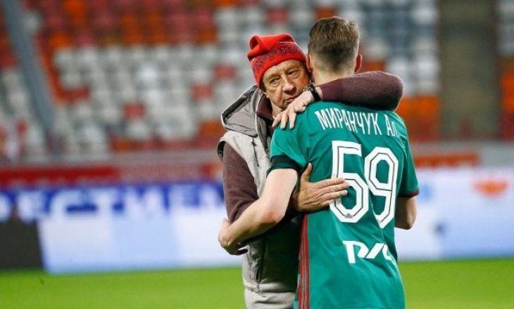 Семин прокомментировал слова Миранчука о разности тренировочных нагрузок в России и Италии