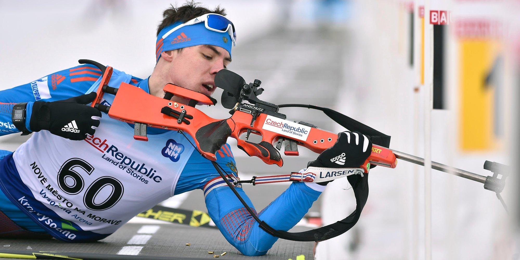 Поршнев выиграл индивидуальную гонку на этапе Кубка IBU в Словакии