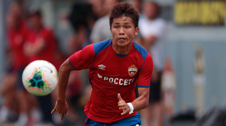 Нисимура перешёл из ЦСКА в японский «Вегалта Сендай»