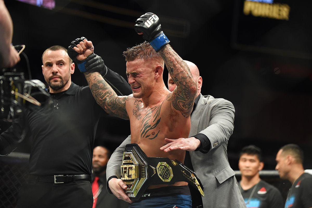 Нурмагомедов считает, что Порье заслуживает чемпионства в UFC
