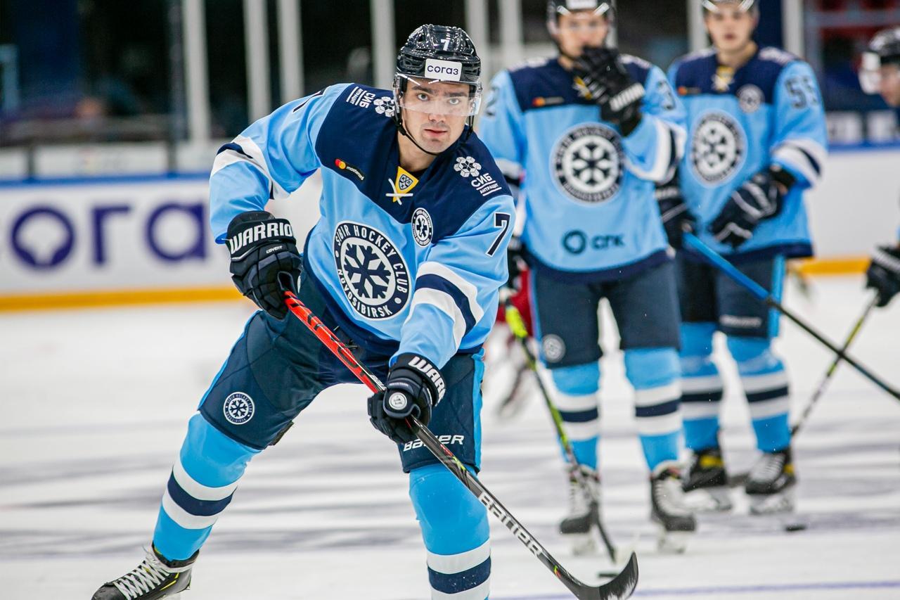 «Сибирь» и «Амур» в овертаймах переиграли «Нефтехимик» и «Автомобилист» в матчах КХЛ