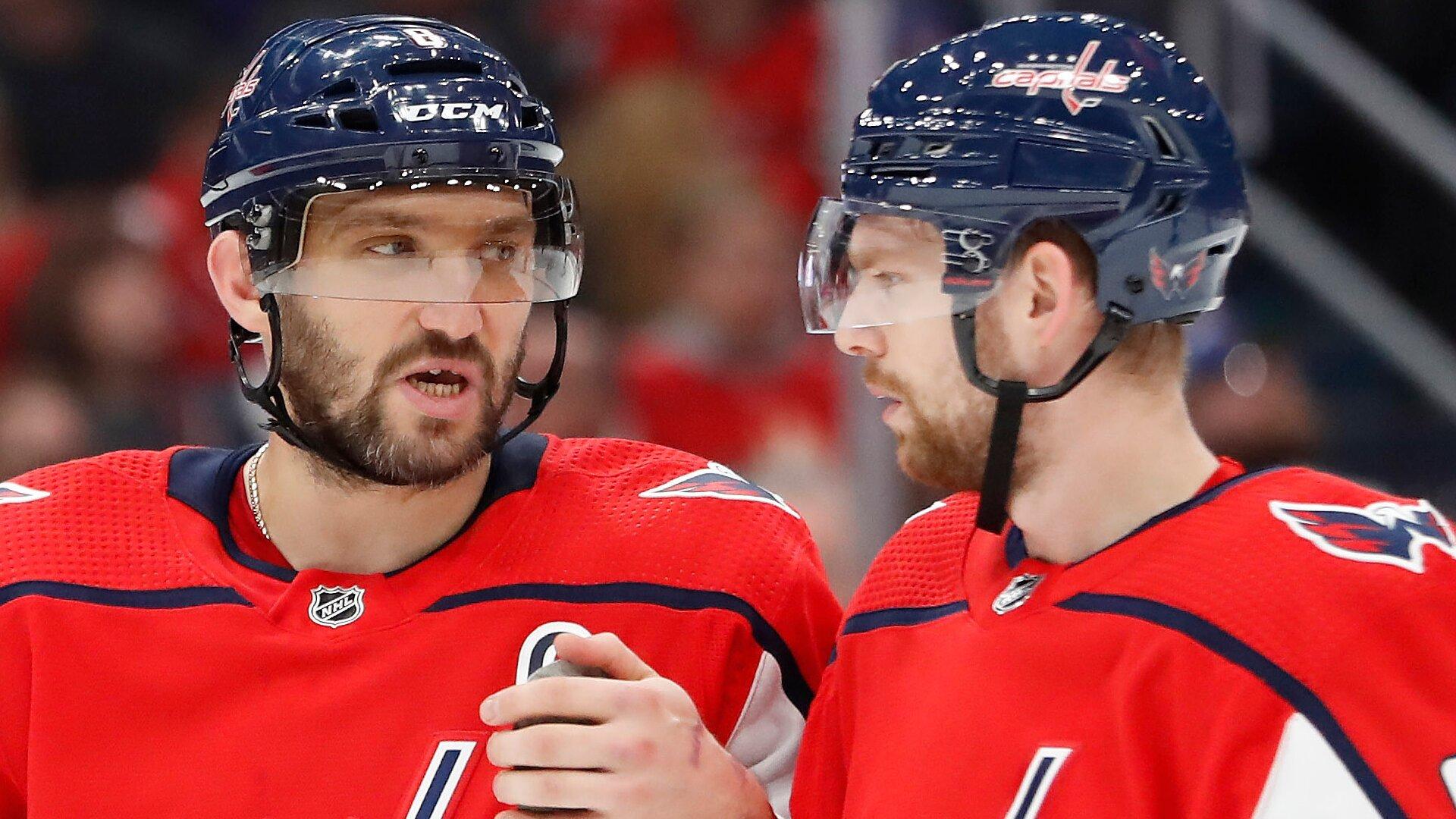 Овечкин и Кузнецов не набрали очков в победном матче «Вашингтона» с «Питтсбургом», у Малкина — «-2»