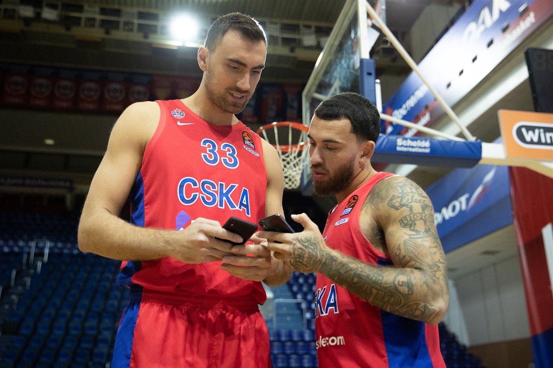 Баскетболист ЦСКА Милутинов сможет восстановиться к концу июня