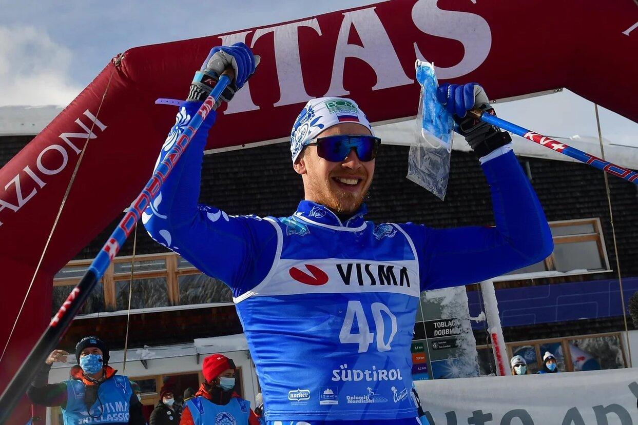 Вокуев стал третьим в марафоне на 50 километров в Чехии