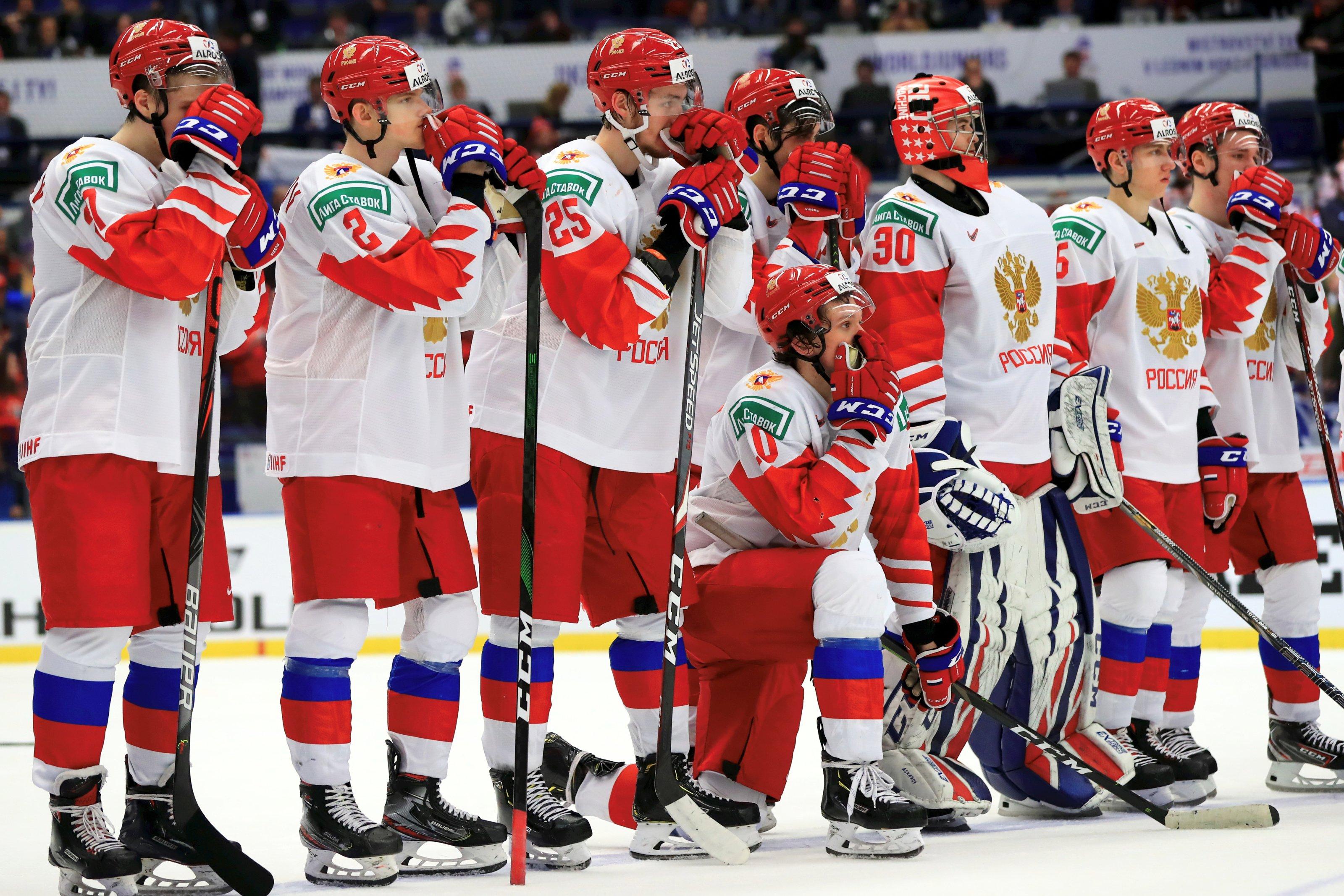 Опубликовано расписание матчей сборной России по хоккею на чемпионате мира в Риге