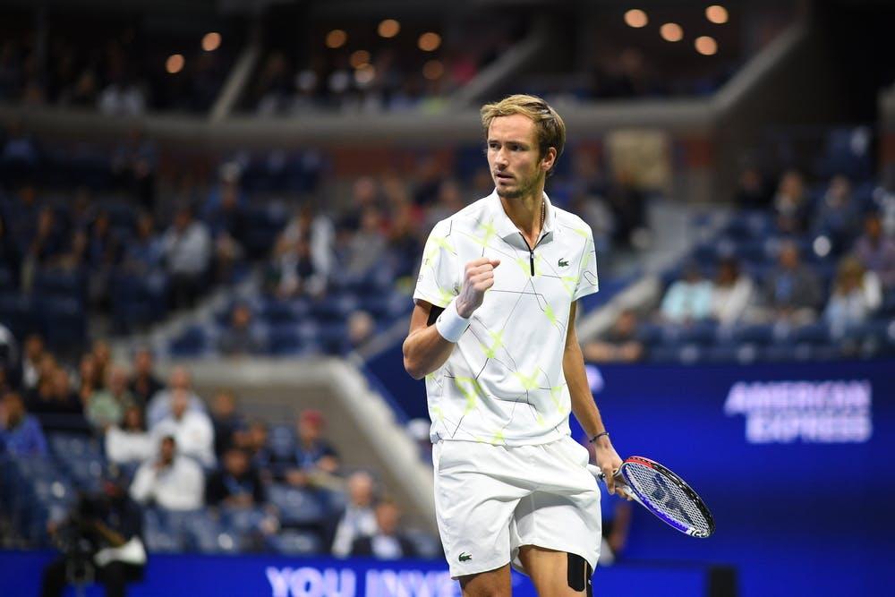 Медведев возглавил чемпионскую гонку ATP, Рублев — третий