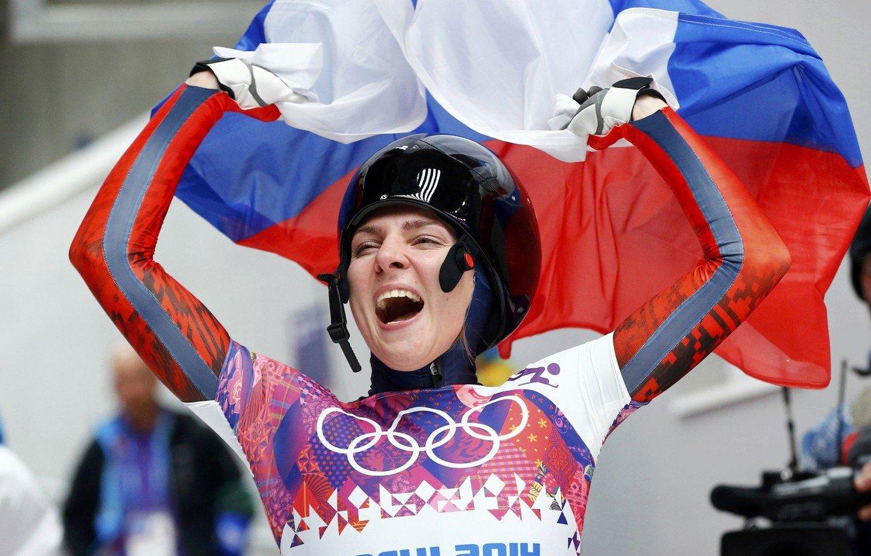 Скелетонистка Никитина завоевала «бронзу» на чемпионате мира в Германии