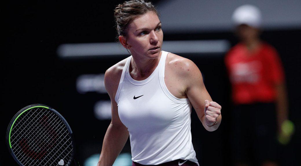 Халеп вышла в четвертьфинал Austarlian Open, где сыграет с Уильямс
