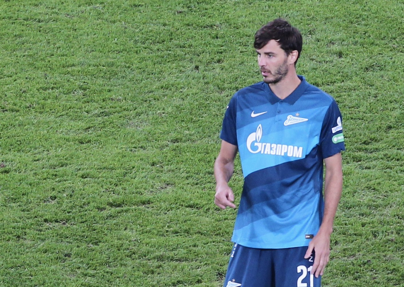 «Зенит» на домашнем поле проиграл тульскому «Арсеналу» и вылетел из Кубка России