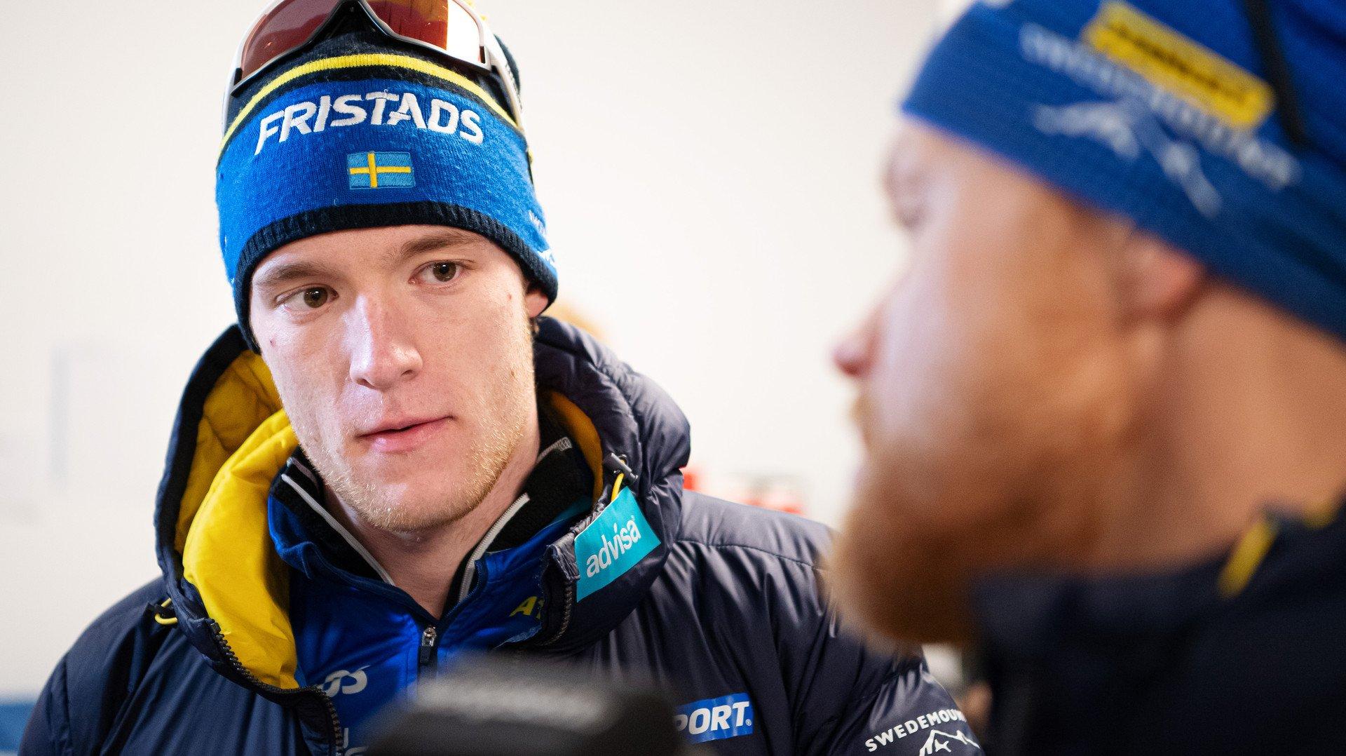 Самуэльссон заявил, что готов принять извинения Логинова за допинг