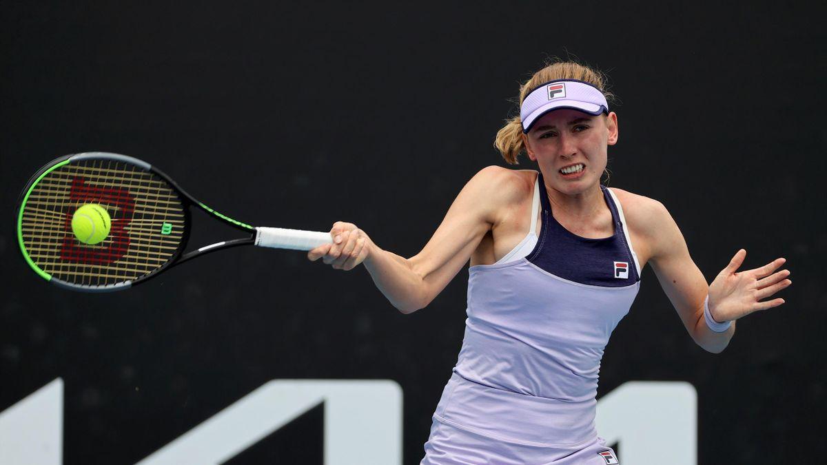 Первая ракетка мира Барти выбила Александрову из Australian Open