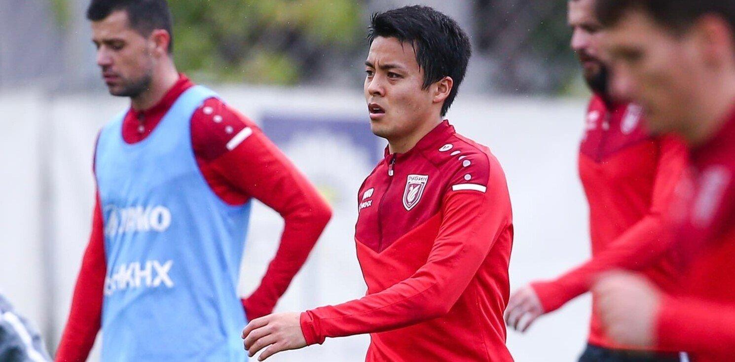 Полузащитник «Рубина» Сайто выбыл до конца сезона из-за операции