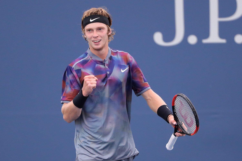 Рублёв победил Лопеса в третьем круге Australian Open