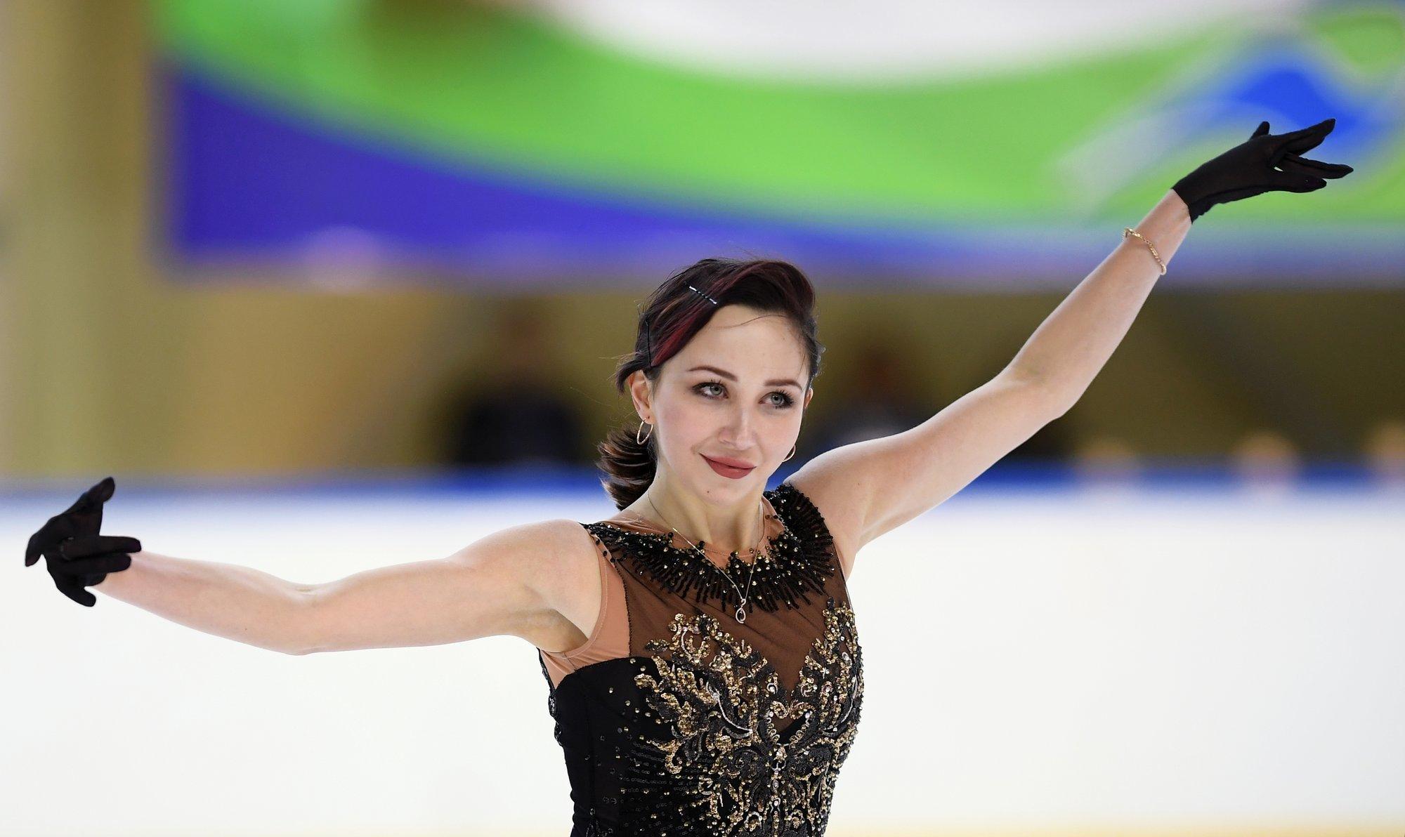 Туктамышева поделилась ожиданиями от поездки на чемпионат мира в Стокгольме