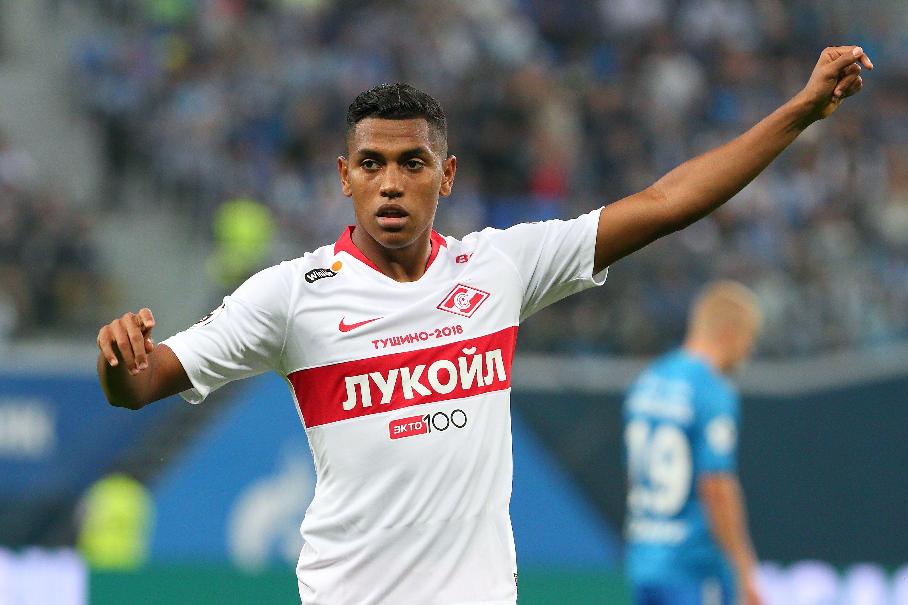 «Спартак» внёс Рошу в заявку на сезон