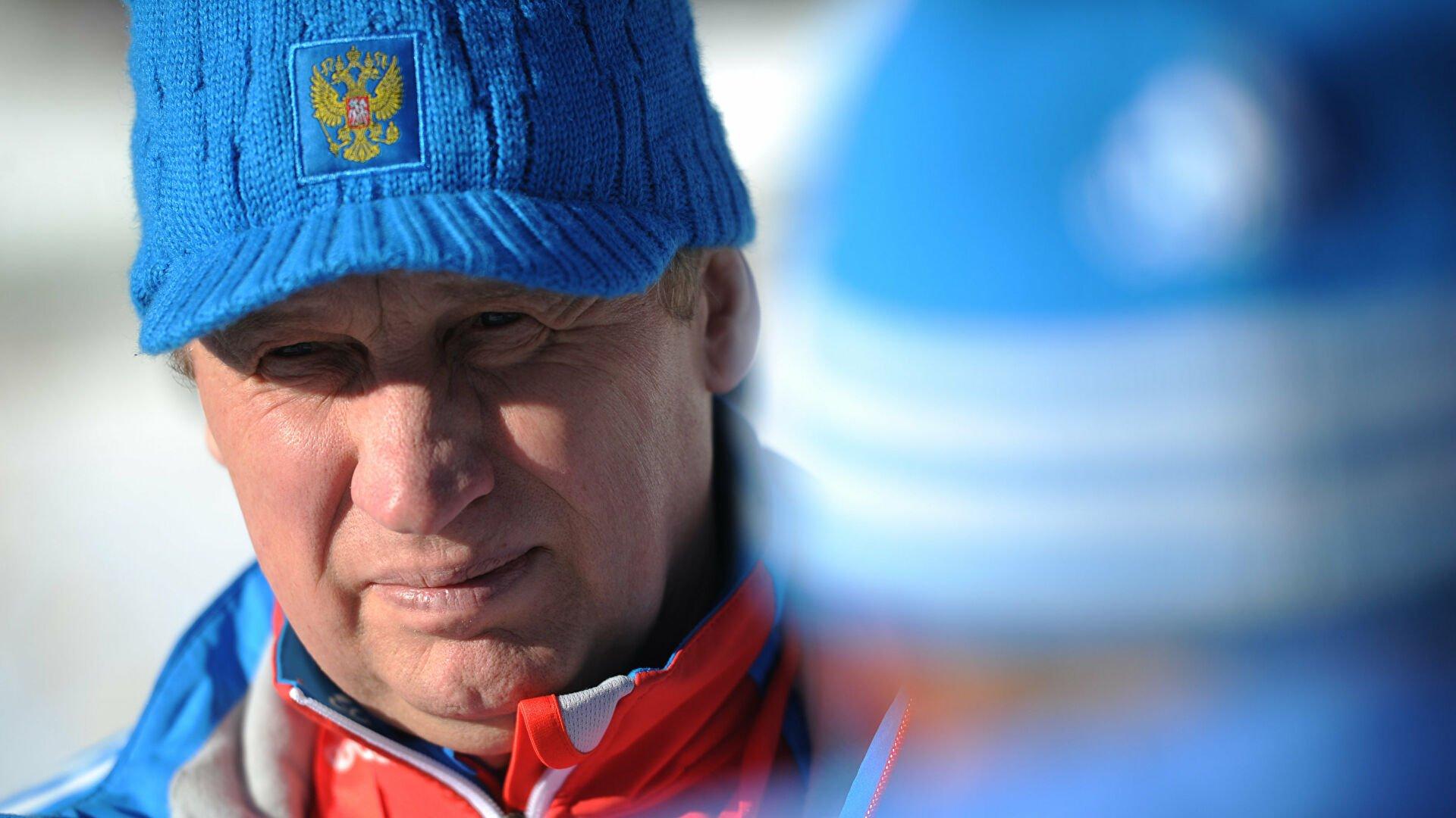 Главного тренера сборной России Польховского госпитализировали в связи с ухудшившимся состоянием