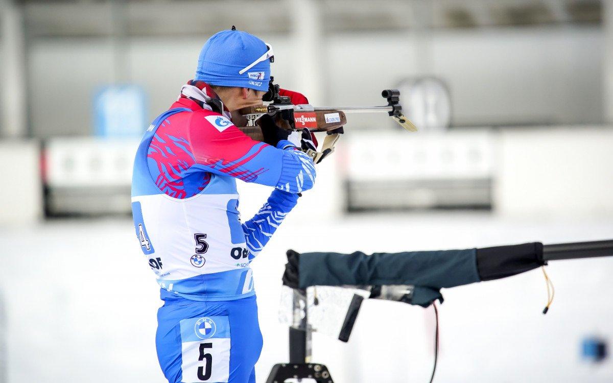 Россия завоевала «бронзу» по итогам мужской эстафеты на чемпионате мира в Поклюке