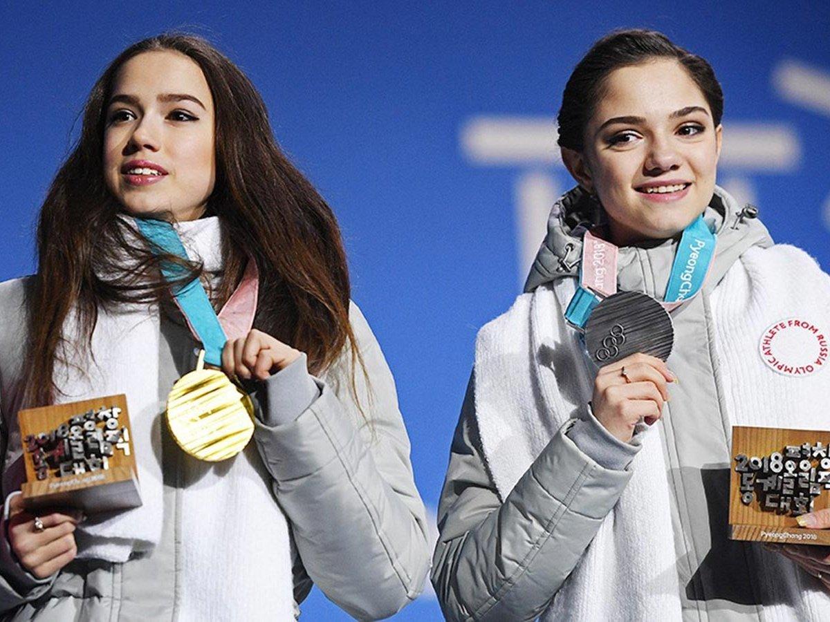Медведева и Загитова примут участие в гала-шоу «Ледниковый период»