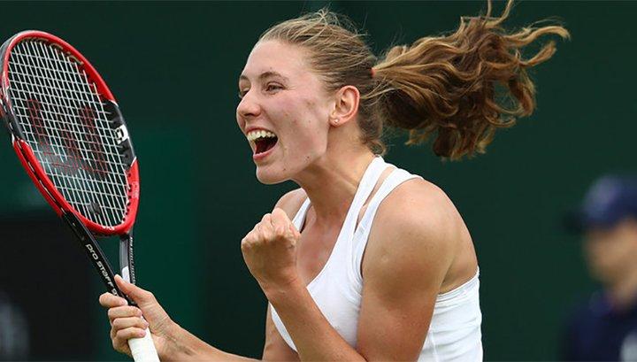 Александрова — лучшая из россиянок в обновленном рейтинге WTA