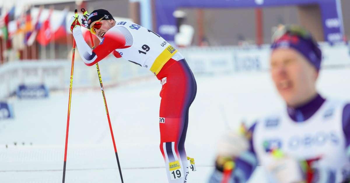 Сборная России подаст жалобу в FIS после падения Ретивых в командном спринте