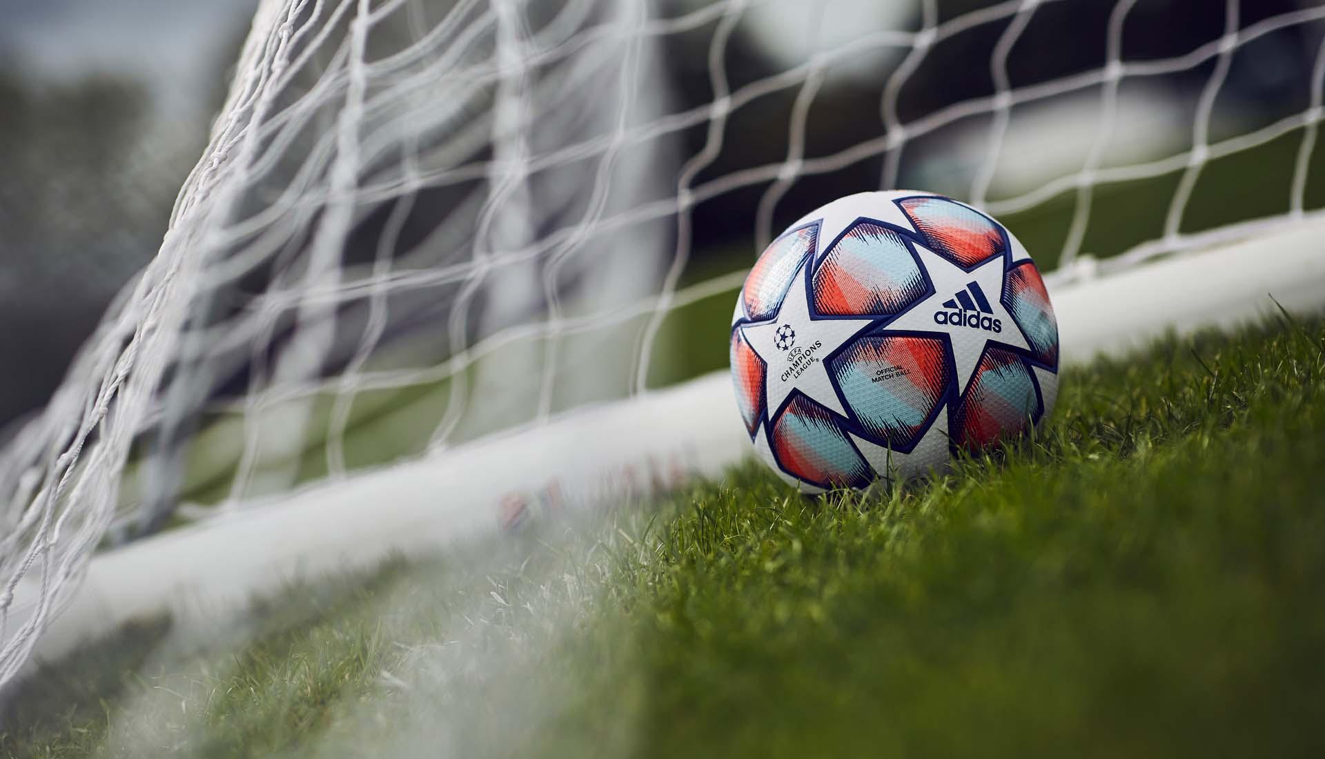 Adidas представил официальный мяч финала Лиги чемпионов 2021 года