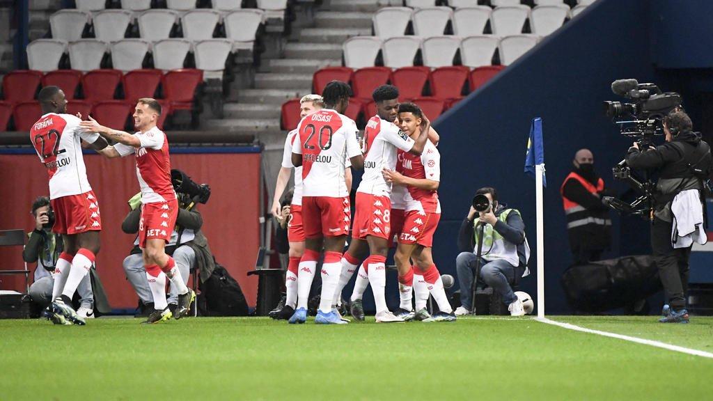 «Монако» обыграл «ПСЖ», Головин вышел на замену в концовке матча
