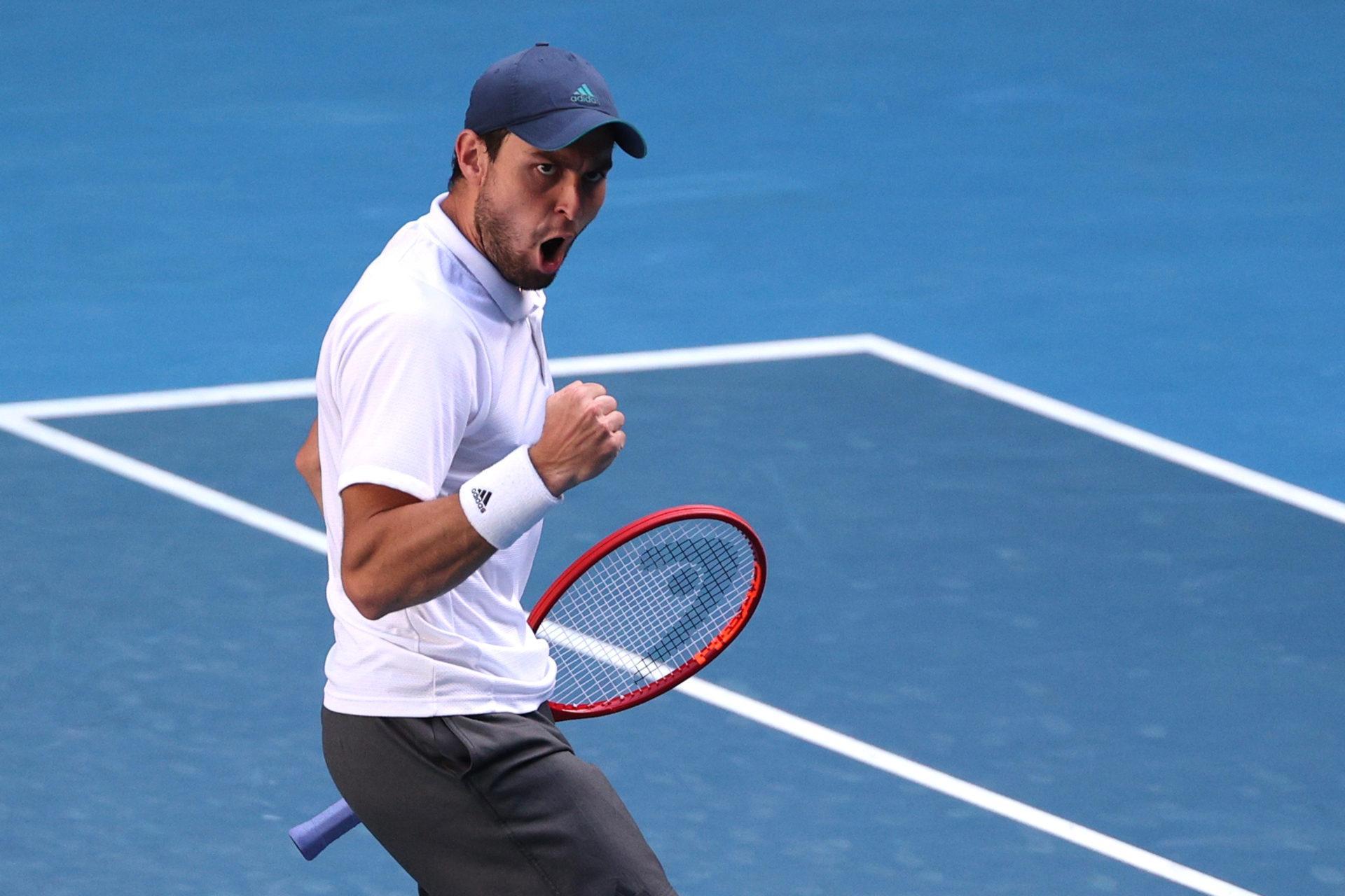 Карацев прокомментировал сенсационный выход в полуфинал Australian Open