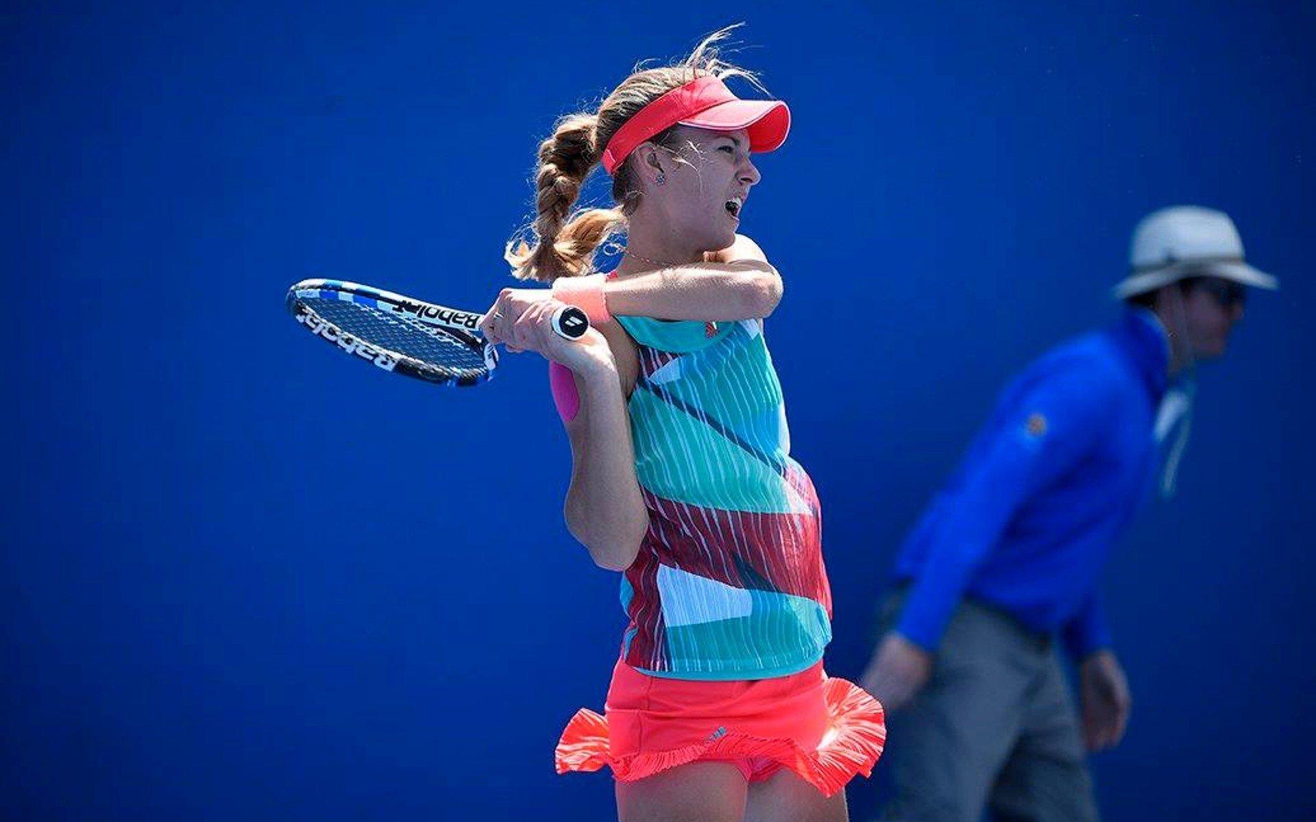 Калинская вышла в четвертьфинал турнира WTA в Монтеррее