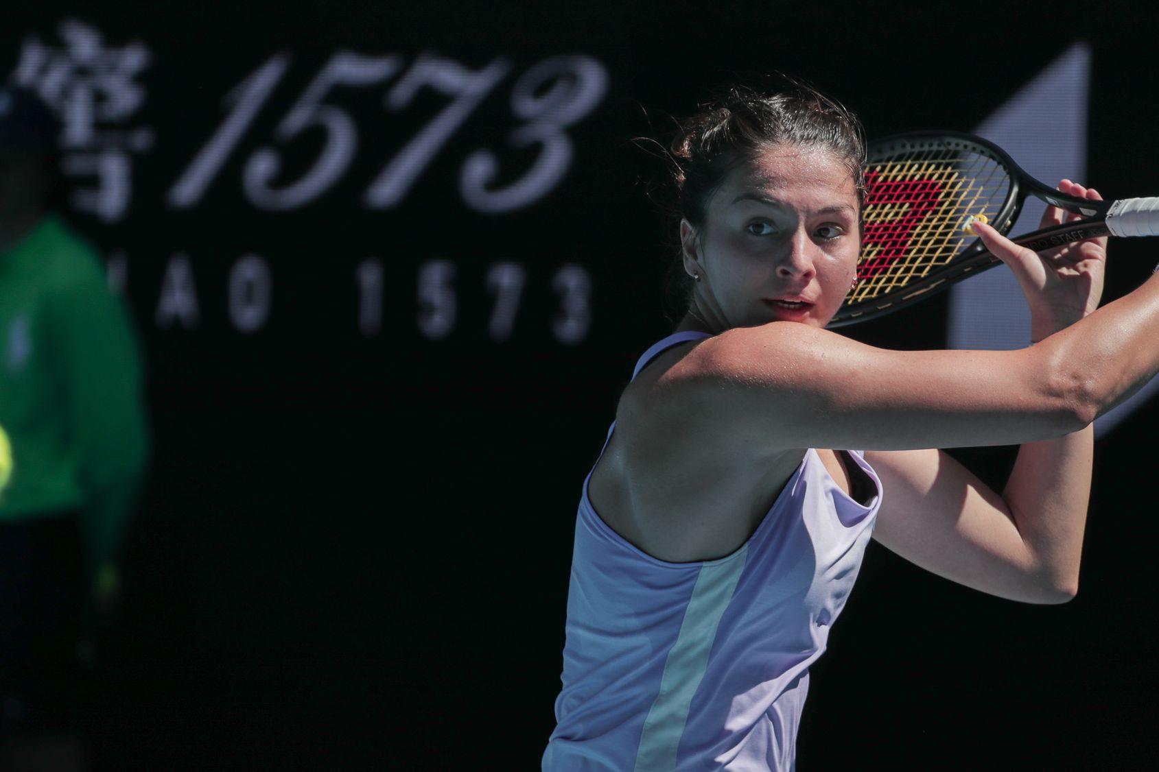 Гаспарян вышла в финал турнира WTA в Санкт-Петербурге
