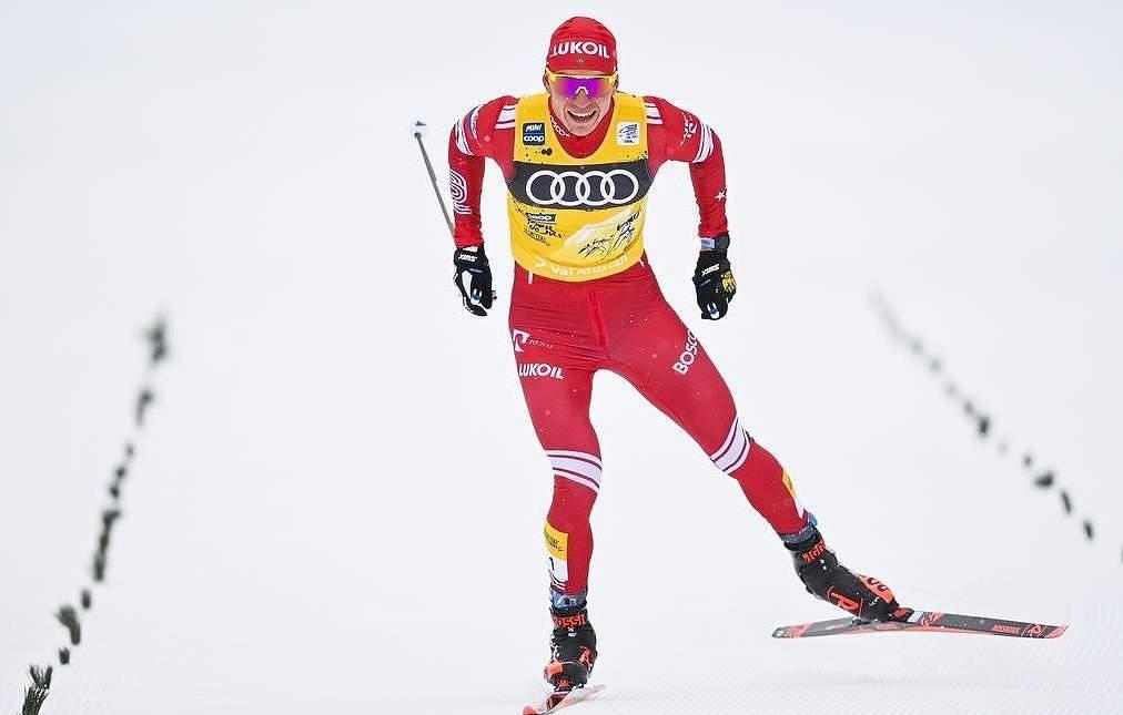 Сборная России стала второй в мужской эстафете на чемпионате мира в Оберстдорфе
