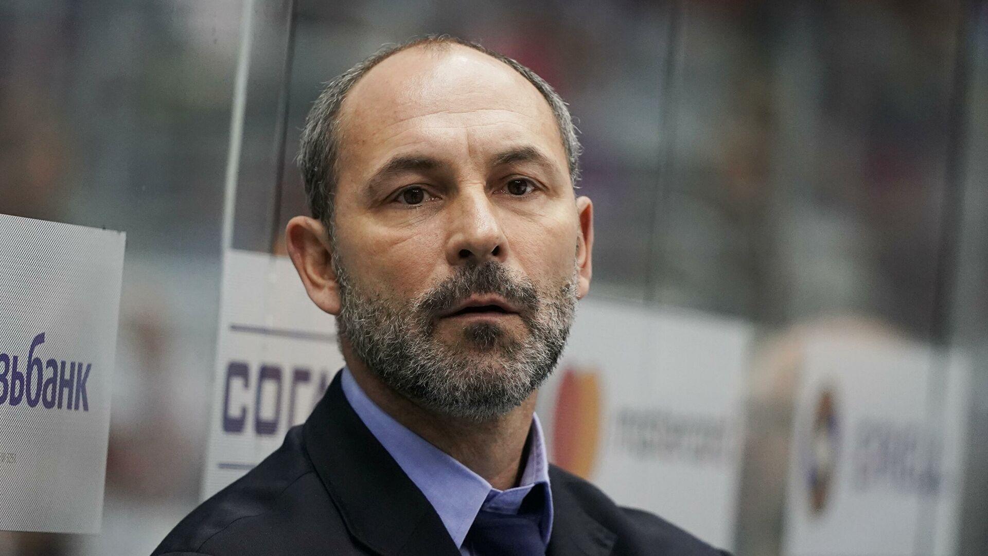 Зубов – один из кандидатов на пост главного тренера рижского «Динамо»