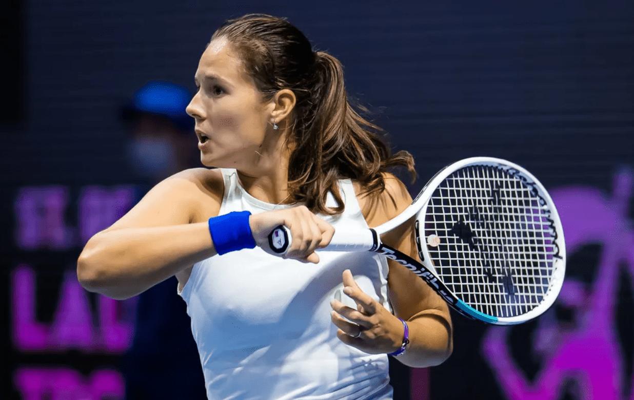 Касаткина обыграла Саснович и вышла в четвертьфинал турнира WTA в Санкт-Петербурге