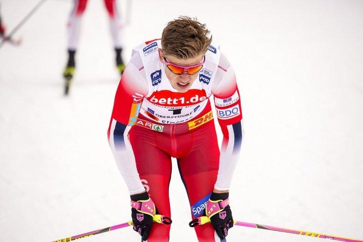 Клебо пропустит гонку с раздельным стартом на чемпионате мира в Оберстдорфе