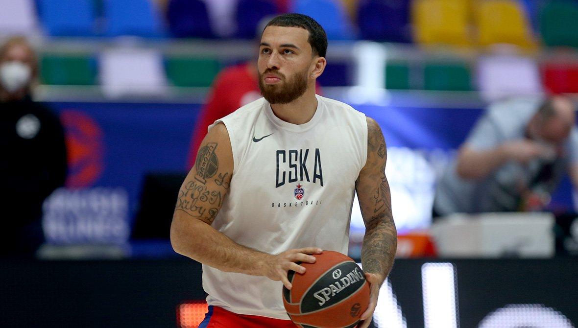 Итудис отстранил Джеймса от ближайших матчей ЦСКА