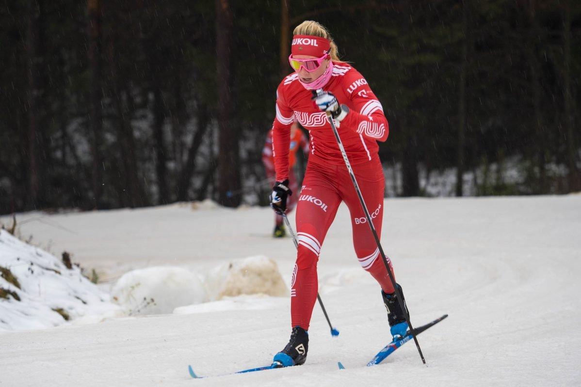Сорина выиграла гонку с раздельным стартом на чемпионате России