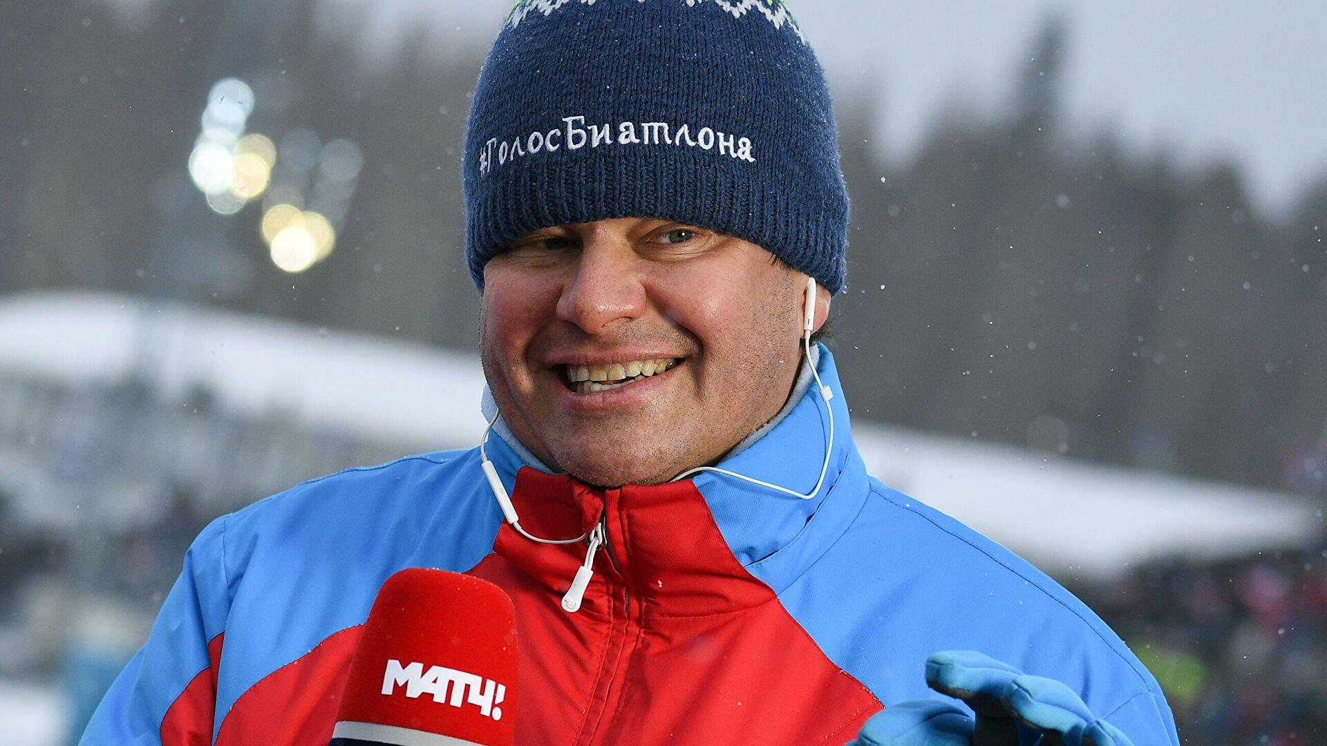 Губерниев сообщил о переносе последних гонок на заключительном этапе Кубка мира в Эстерсунде