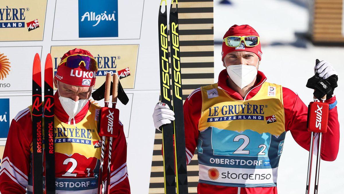 Норвежский тренер назвал недопустимым поведение Большунова после финиша командного спринта