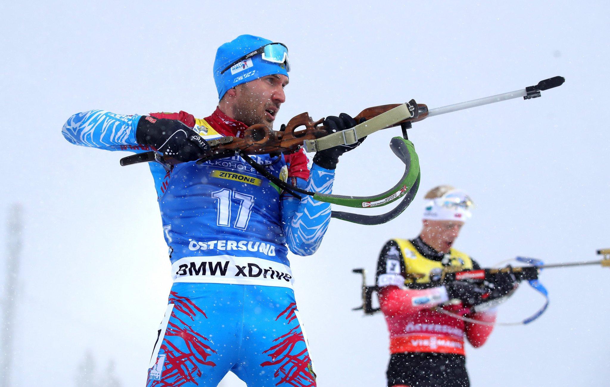 Хофер выиграл спринт на этапе Кубка мира в Эстерсунде, Гараничев — 11-й