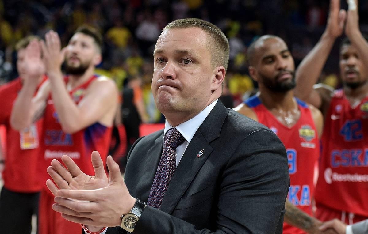 Президент ЦСКА проведет переговоры с агентом Джеймса