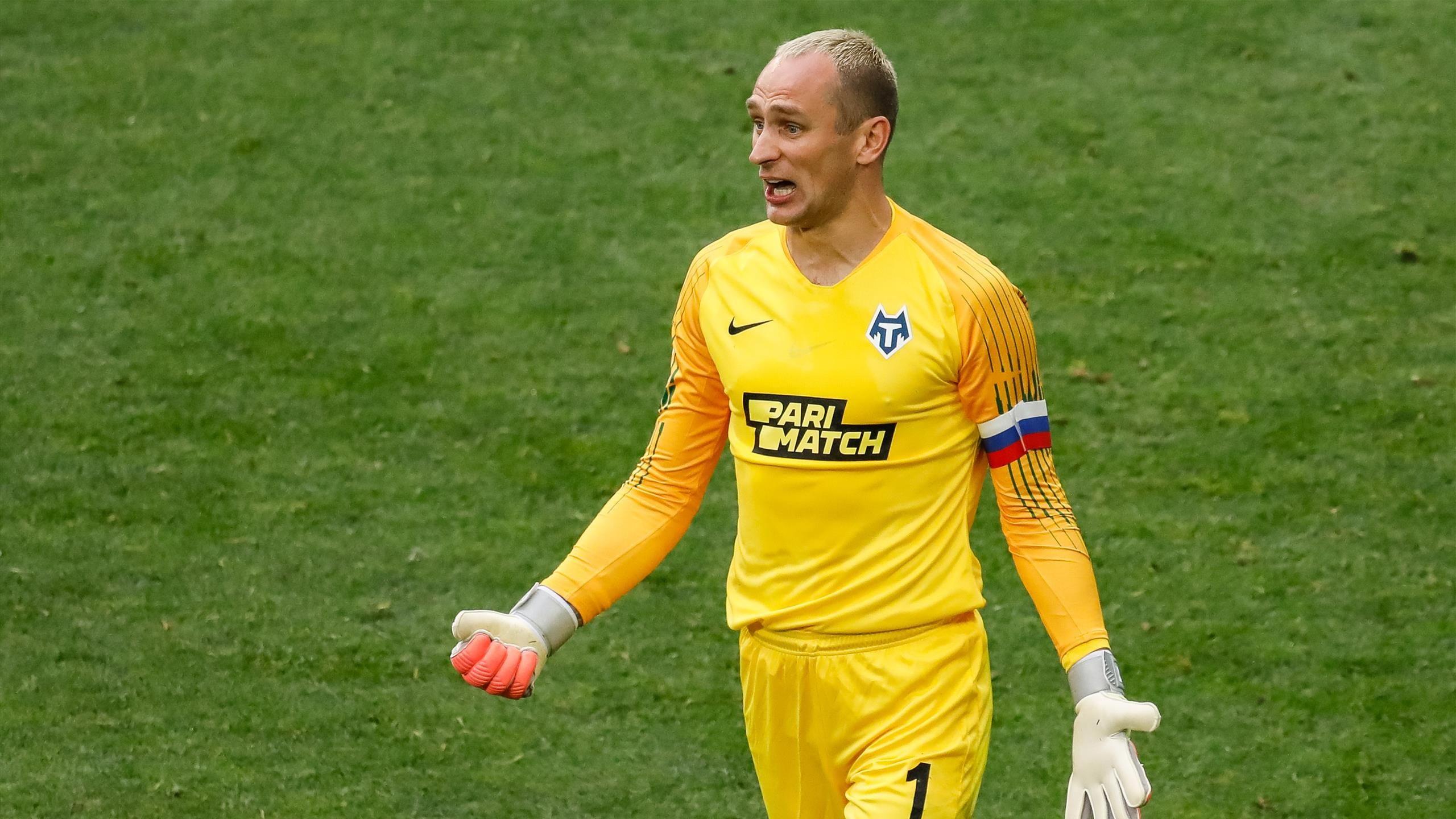 Сафонов допустил, что Рыжиков покинет «Тамбов» после матча с «Динамо»