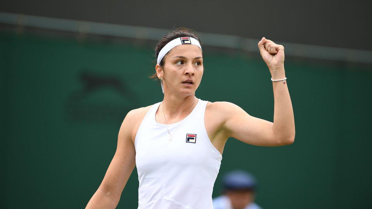 Гаспарян победила Александрову в четвертьфинале турнира WTA в Санкт-Петербурге