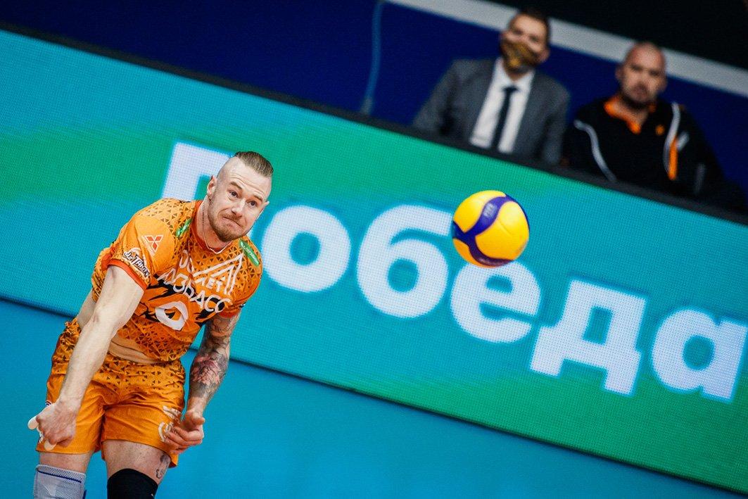 Иван Зайцев покинет «Кузбасс» и российскую Суперлигу