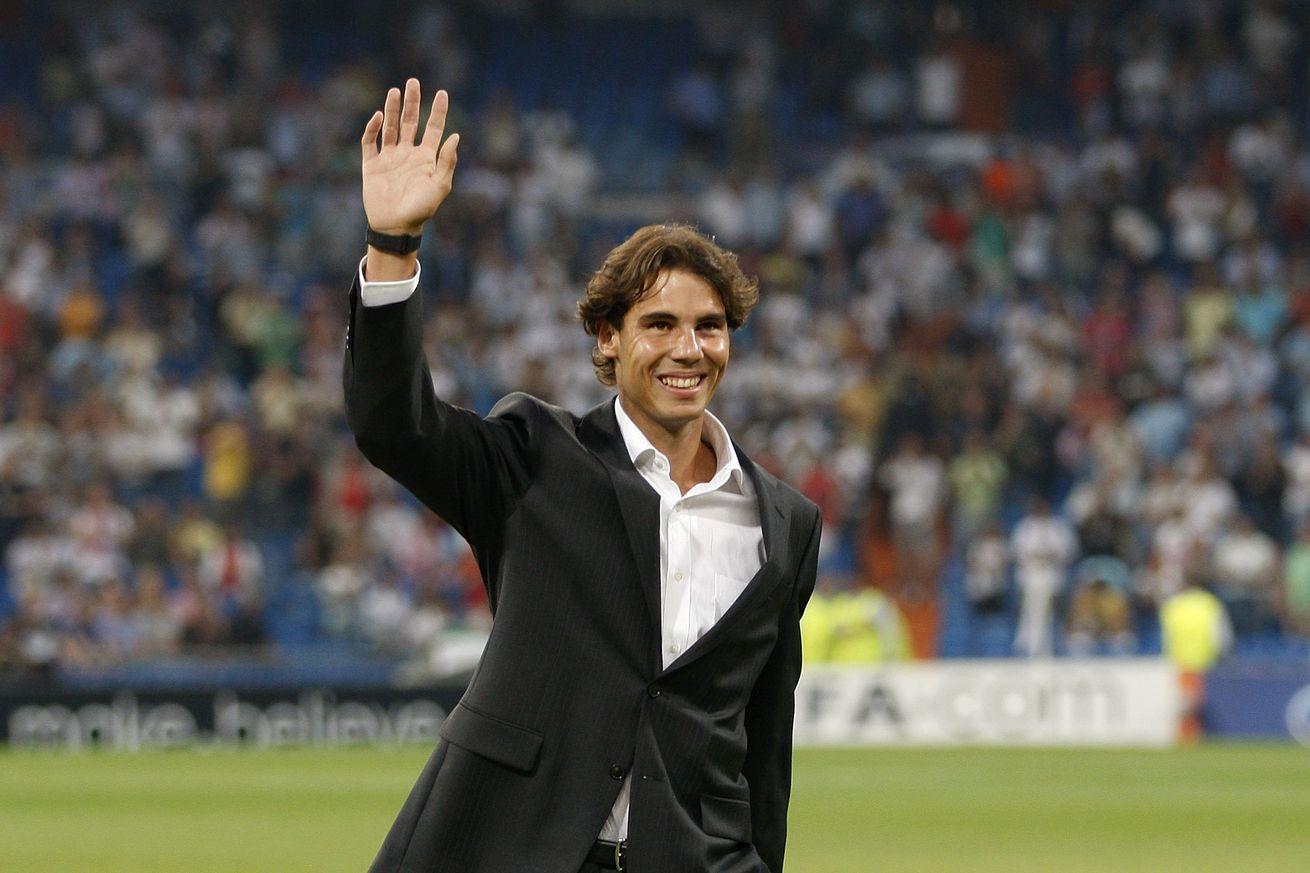 Надаль сыграет на открытии реконструированного стадиона «Реала»