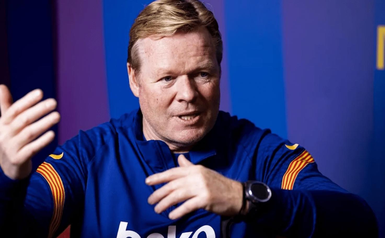 Куман: УЕФА игнорирует игроков, которые проводят много матчей, им важны только деньги
