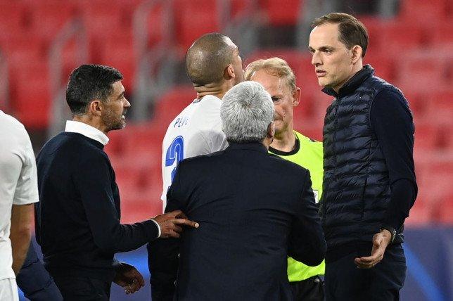 Главный тренер «Порту» заявил, что Тухель оскорбил его после матча с «Челси» в Лиге чемпионов